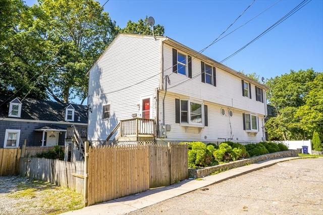 12-A Rockway Street Boston MA 02126