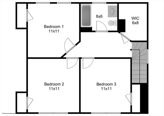 36 Grant Place Waltham MA 02451