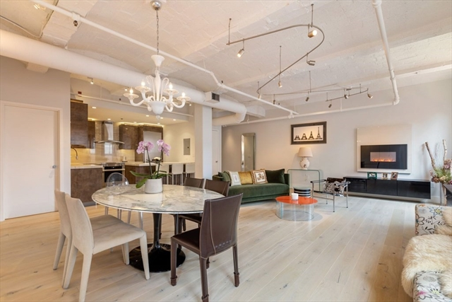 121 Beach Street, Boston, MA, 02111, Leather District Home For Sale