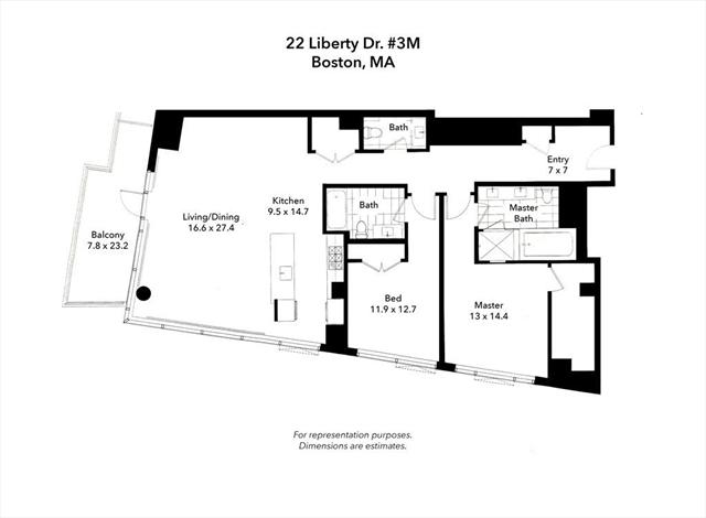 22 Liberty Boston MA 02210