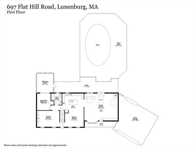 697 Flat Hill Road Lunenburg MA 1462