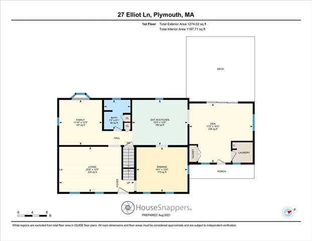 27 Elliot Lane Plymouth MA 2360
