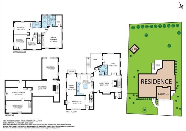 158 Meadowbrook Road Needham MA 02492