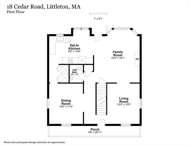 18 Cedar Road Littleton MA 01460