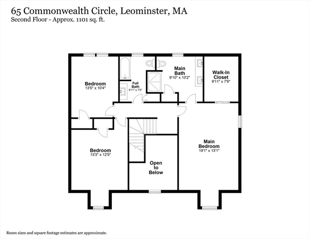 65 Commonwealth Circle Leominster MA 01453