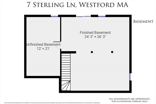 7 Sterling Lane Westford MA 1886