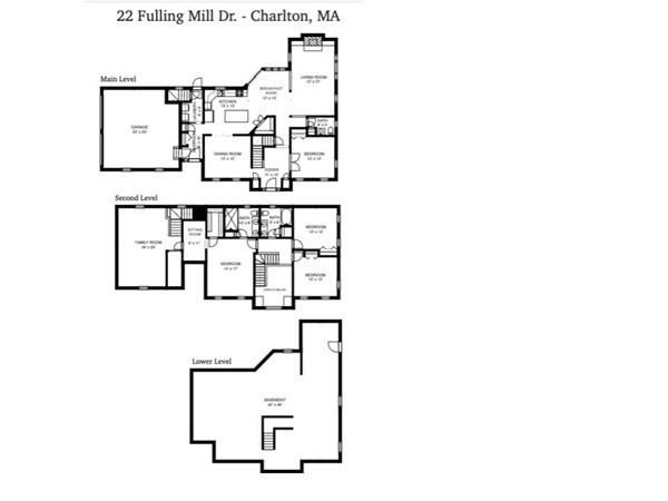 22 Fulling Mill Drive Charlton MA 01507