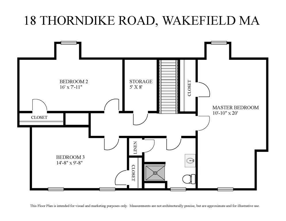 18 Thorndike Rd