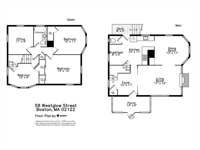 58 Westglow Street Boston MA 02122