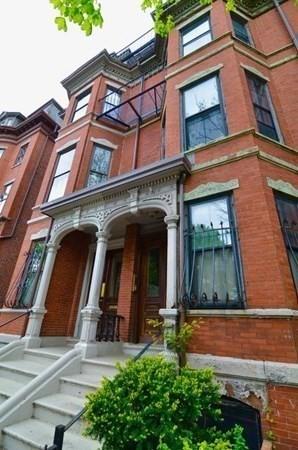 36 Dartmouth Street Boston MA 02116