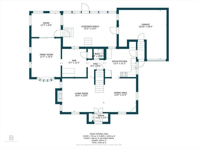 15 Eugenia Street Randolph MA 02368