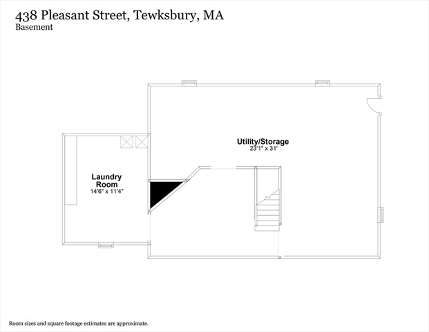 438 Pleasant Street Tewksbury MA 1876