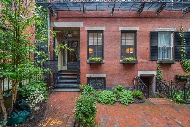 4 Lyndeboro Place Boston MA 2116
