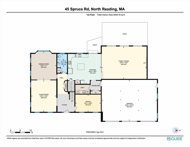 45 Spruce Road North Reading MA 01864