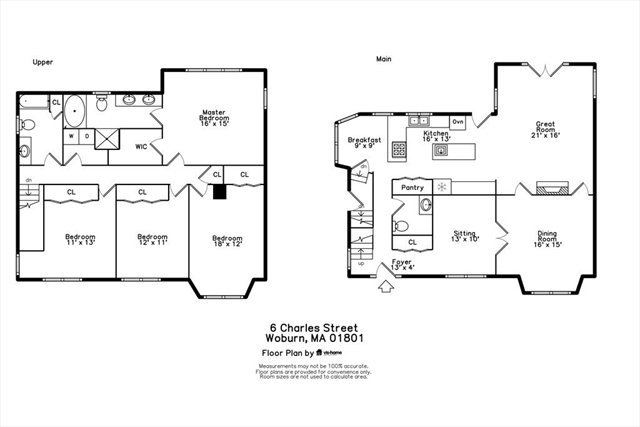 6-8 Charles Street Woburn MA 01801