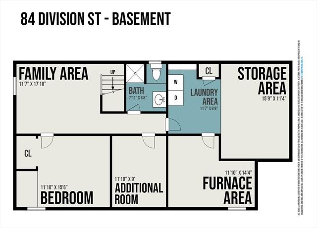 84 Division Street Brockton MA 02301
