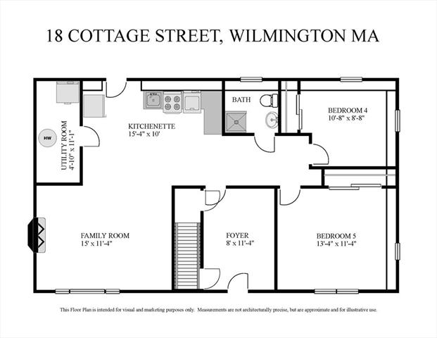 18 Cottage Street Wilmington MA 1887