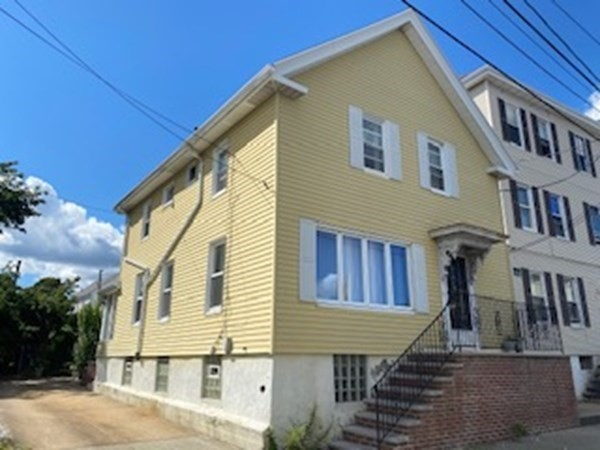 This nice home is perfect for extended family in that it has 2 kitchens and 2 baths.  First (1st) floor has 2 bedrooms, kitchen, 3/4 bath, dining room, living room and family room.  Second (2nd) floor consists of kitchen, 3/4 bath, bedroom, living room.  Potential to add another bedroom on 2nd floor as it had at one time.  You will be pleasantly surprised.  Call today.
