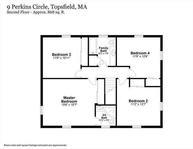 9 Perkins Circle Topsfield MA 1983