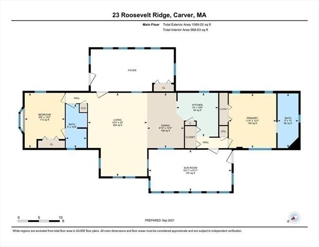 23 Roosevelt Ridge Carver MA 02330