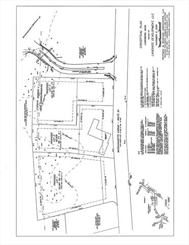 Lot 3 790 Mass Avenue Lunenburg MA 01462