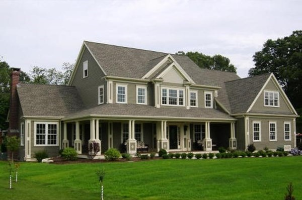 This custom built colonial farmhouse in the sought-after Sam Tilden Farm neighborhood is a one-of-a-kind and truly one of Scituate's finest. A spacious home with more than 4500 sq feet of living space with high quality and fine detail throughout. Features include first floor large gourmet kitchen with granite countertops, island, Viking stove, Subzero refrigerator, well designed pantry, mud room, half bath and majestic sunken living room great for entertaining. Second floor includes laundry room, 4 spacious bedrooms including a luxurious master bedroom suite with two large walk-in closets, walk-in double shower and Jacuzzi tub. The third floor includes the 5th bedroom adjacent to a large playroom/game room. Outdoor space is equally impressive with wraparound porch, professionally landscaped yard, custom stonework fireplace, pergola and sprinkler system. Short distance to Scituate Harbor, restaurants, shopping, beaches and transportation to Boston.
