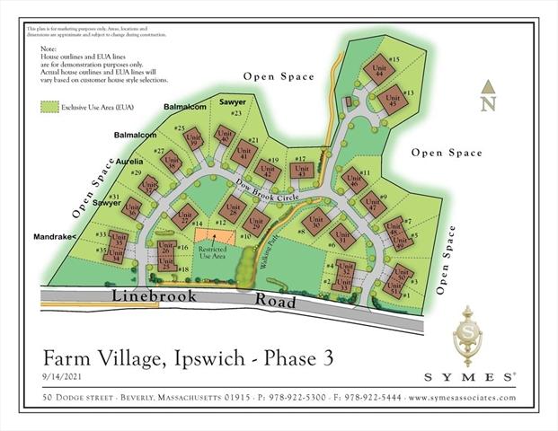 14 Dow Brook Circle Ipswich MA 01938