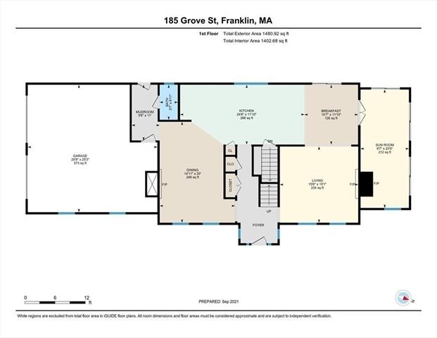 185 Grove Street Franklin MA 02038