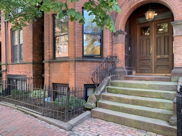 126 St. Botolph Street Boston MA 02115