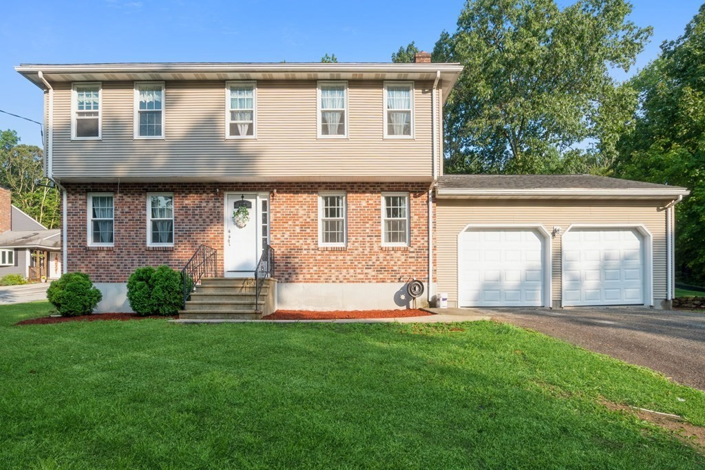 Other Buyer loss you gain~~~ Beautifully Renovated, 4 bedroom colonial home built in 1988 like a brand new home~~~ it has it all~~~ new hardwood floorings throughout~~~ new insulation~~~ new plastering~~~ new walls~~~ new wiring~~~ new plumbing and new heating~~~ new kitchen included: new quartz countertops, new ss appliances~~~ new backplashes~~~ new doors, and new windows~~~new garage doors, it has a private lot over an acre with it own long driveway off the main road~~ nice level backyard/deck and storage shed~~~it will not last long~~~ it is forever house~~~Nothing to do~~~move-in before holidays