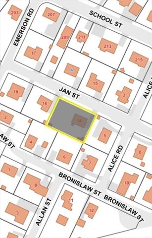 14 Jan Street Woburn MA 1801