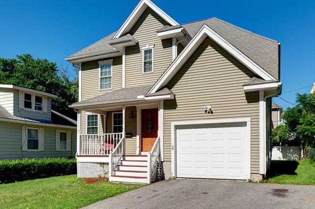 133 Puritan Avenue Worcester MA 01604