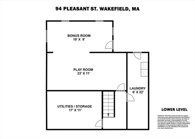 94 Pleasant Street Wakefield MA 01880