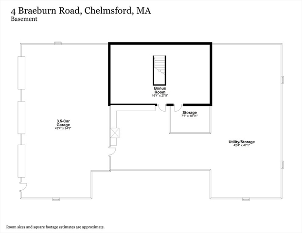 4 Braeburn Road Chelmsford MA 1824