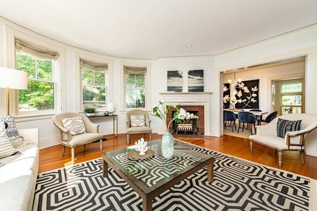 7 Farrar Street, Cambridge, MA, 02138, Harvard Square Home For Sale