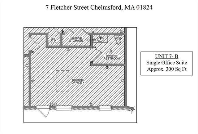 7 Fletcher Street Chelmsford MA 01824