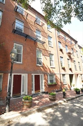 21 Hancock, Boston, MA, 02114, Beacon Hill Home For Sale