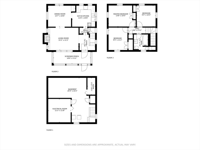 81 Cliff Street Quincy MA 2169