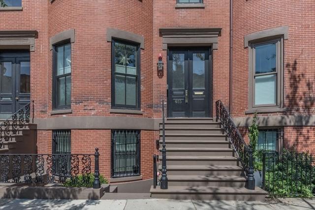 615 Tremont Street Boston MA 02118