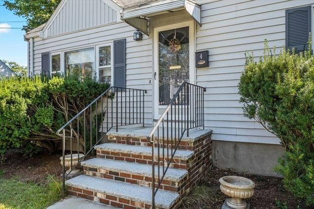 4 Laurel Street Peabody MA 01960