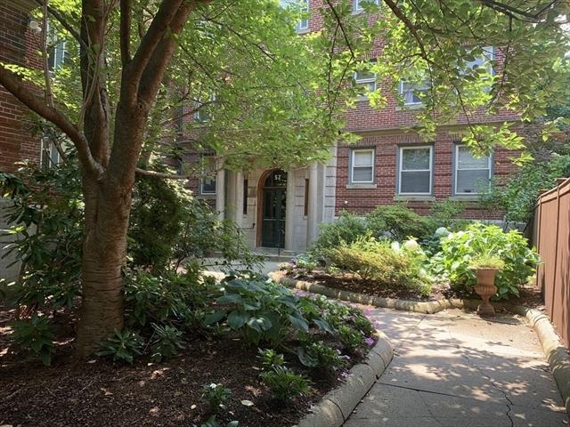 52 Garden Cambridge MA 02138