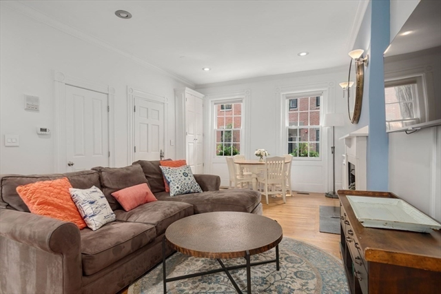 16 Melrose Street, Boston, MA, 02116, Bay Village Home For Sale