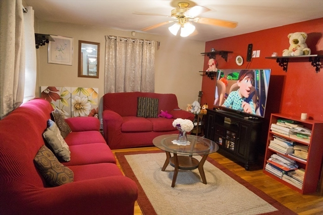 42 Stebbins Avenue Brockton MA 02301