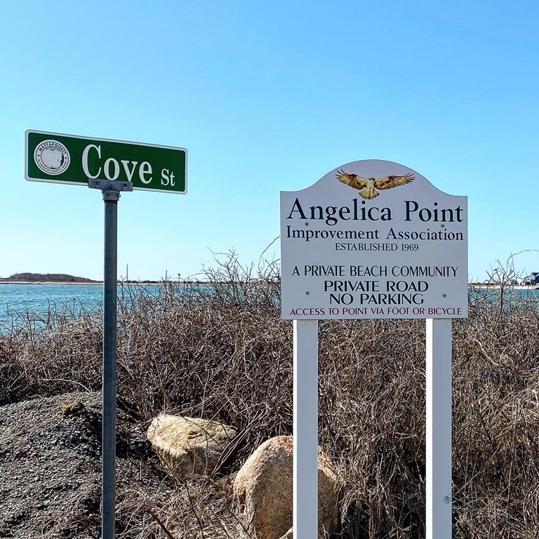 Build your dream beach home on this exceptional lot on Cove Street offering both town water and sewer. This lot contains 80 feet of frontage and 10,454 square feet total. *In 2018, the Town of Mattapoisett's Board of Appeals granted a Special Permit to build, which has since expired. Further information can be found in the Plymouth County Registry of Deeds, Book 50083, Page 209. Buyer and/or Buyer's agent to perform own due diligence. Lot lines are for illustrational purposes only and do not represent EXACT boundary lines.