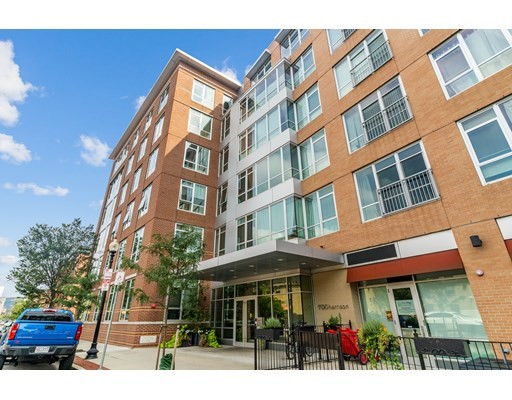 700 Harrison Ave Unit 501, Boston - South End, MA 02118