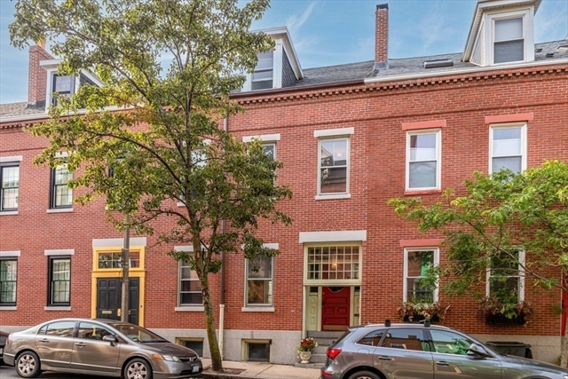 94 Baldwin St, Boston, MA, 02129, Charlestown Home For Sale