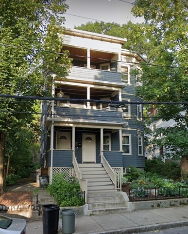 58 Forest Hills Boston MA 02130