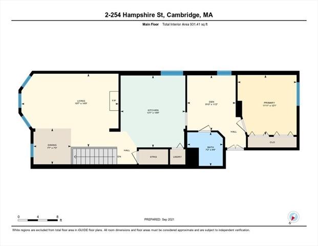 254 Hampshire Street Cambridge MA 02139