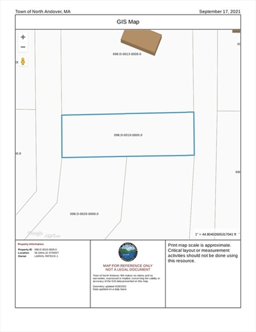 Saville Street North Andover MA 01845