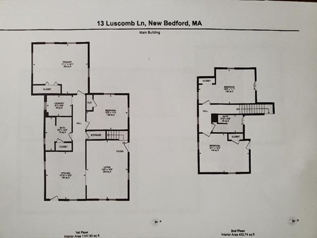 13 Luscomb Lane New Bedford MA 02745